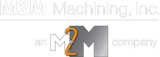 M2M Machining Logo Rev